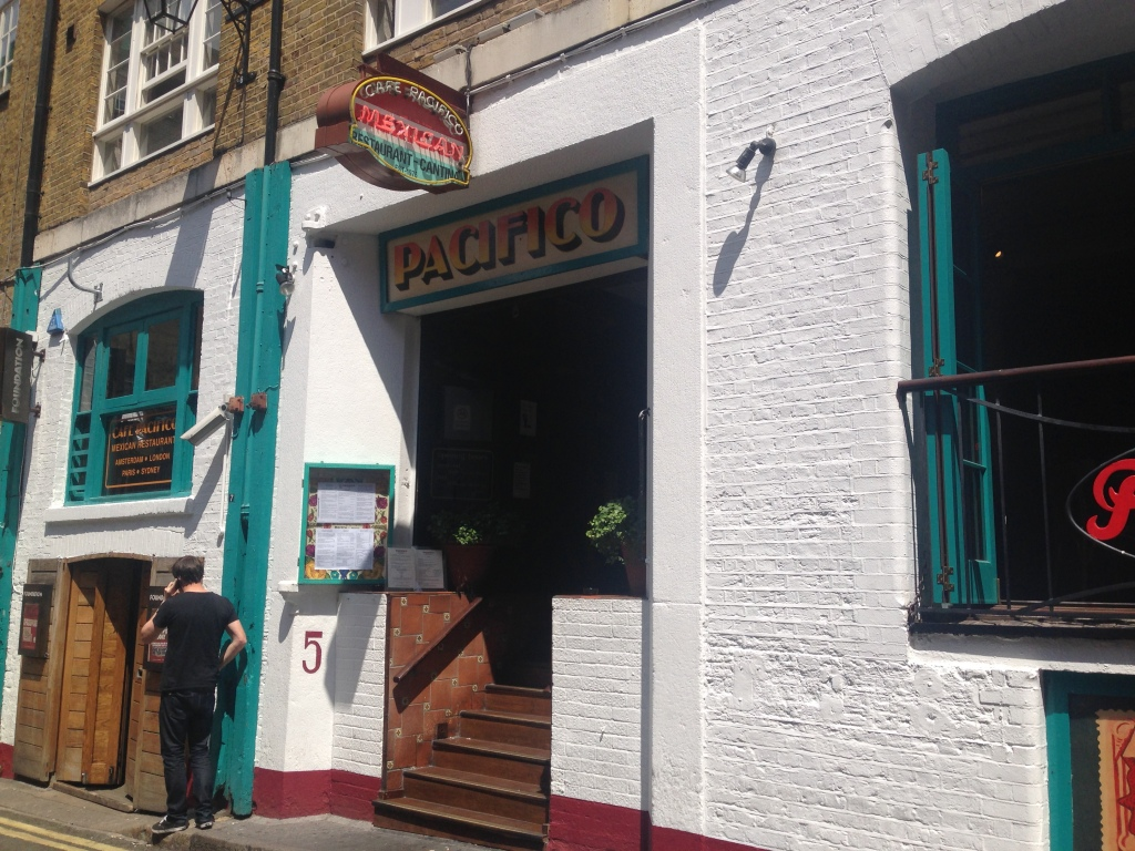 Your friendly neighbourhood Mexican restaurant in the heart of tourist London.