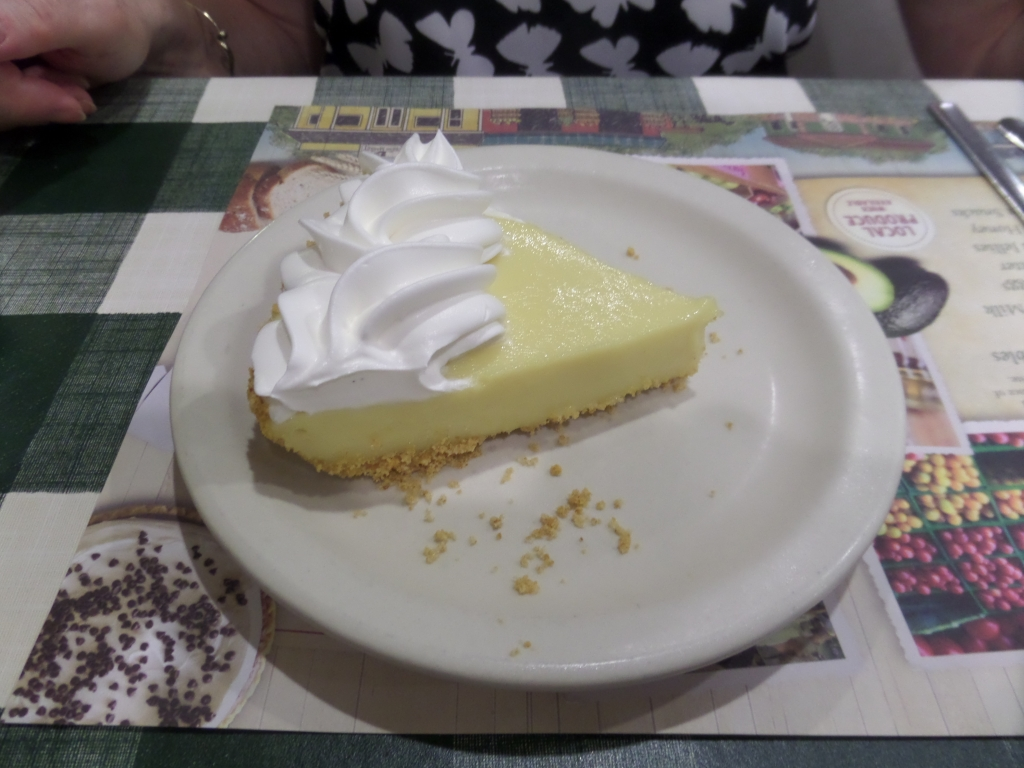 Yoder's Floridan Key Lime Pie