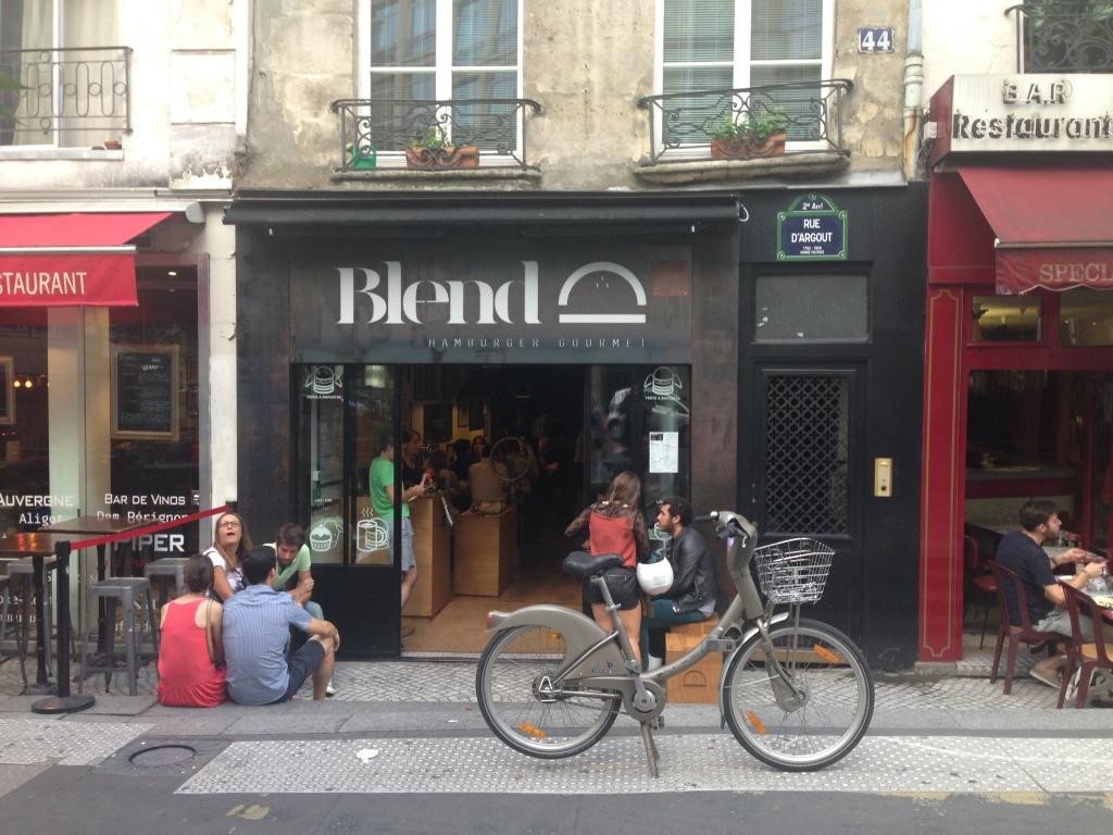Blend - Paris