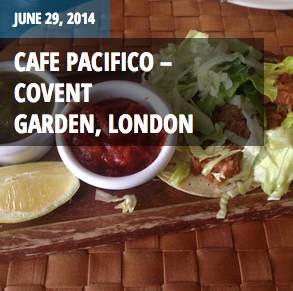 Cafe Pacifico - Covent Garden