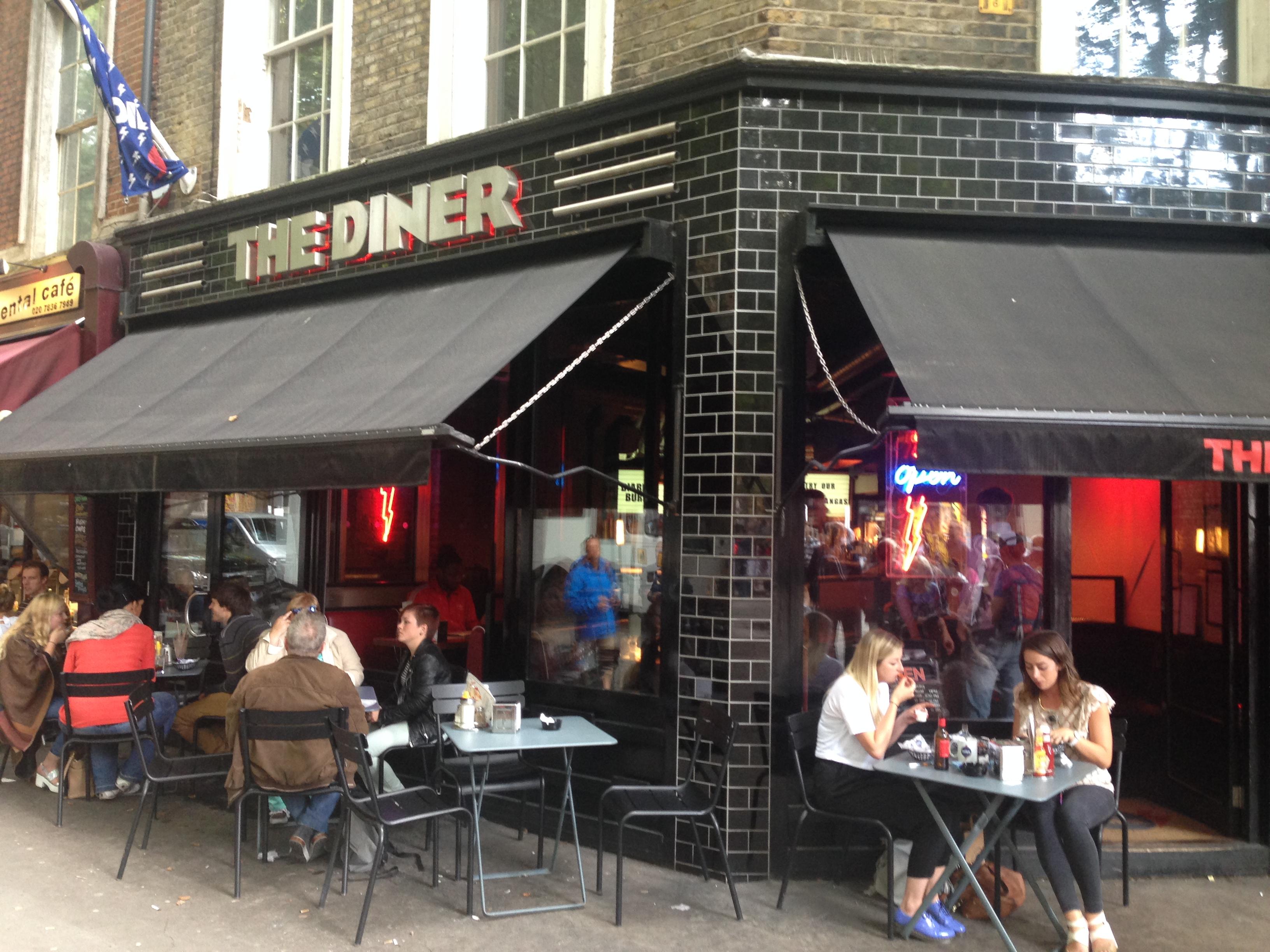 Punjab Restaurant Neal St London