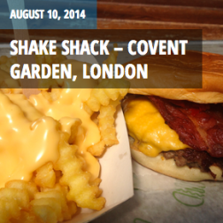 Shake Shack - Covent Garden