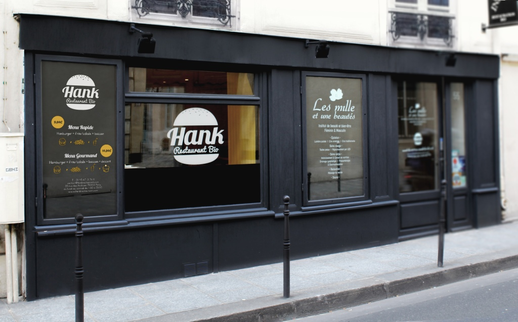 Hank - Paris