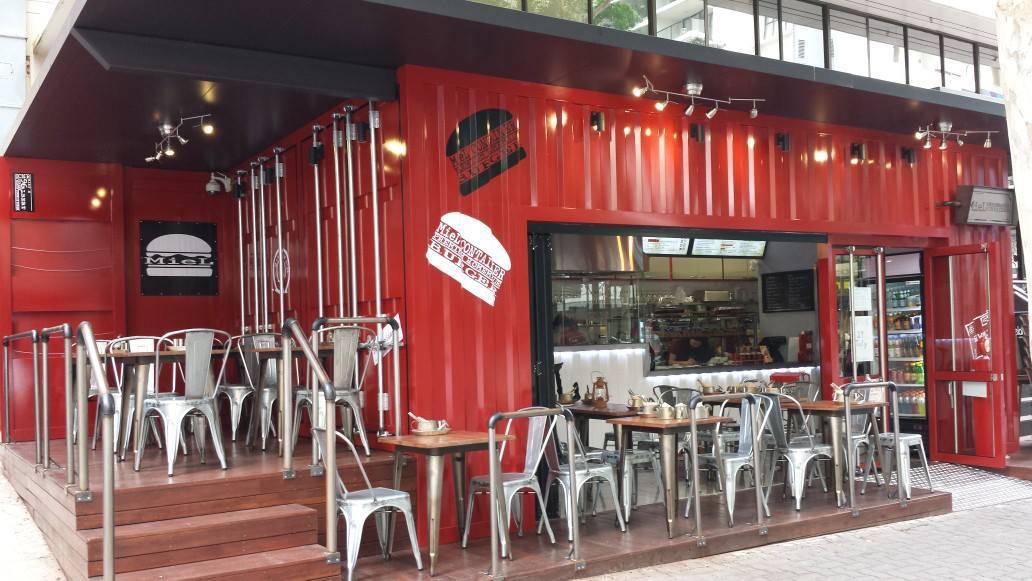 The Joint: Miel Container, 96 Albert Street, Brisbane, Queensland ...