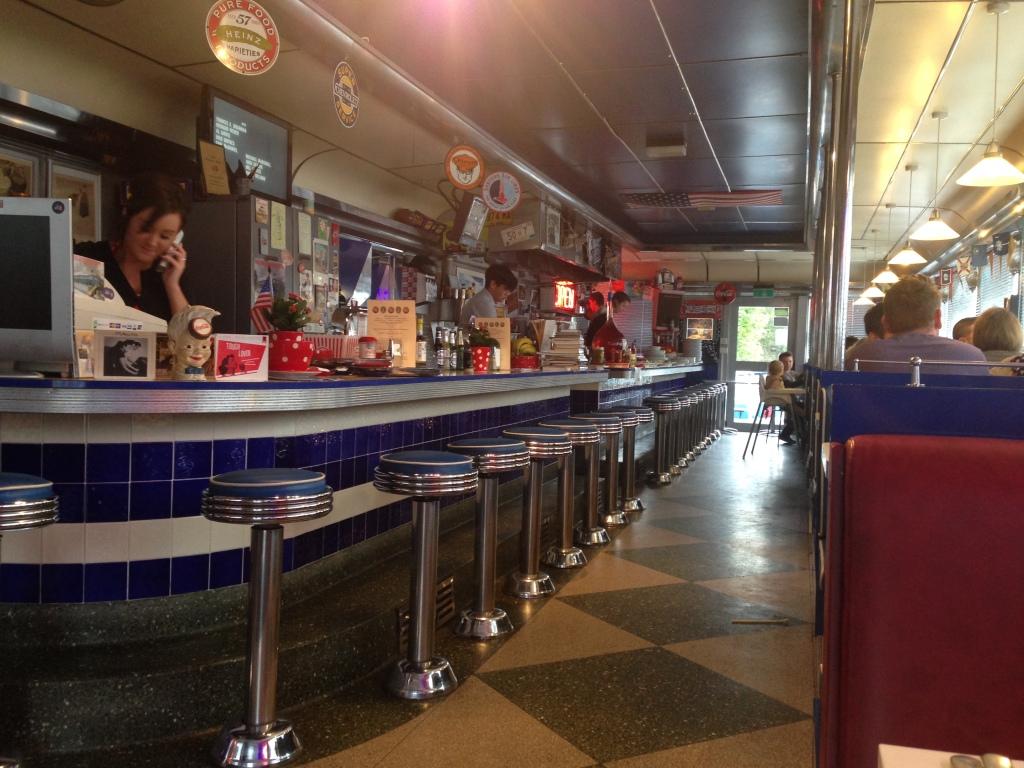 50s Diner Gresley 2