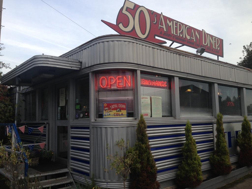 50s Diner Gresley