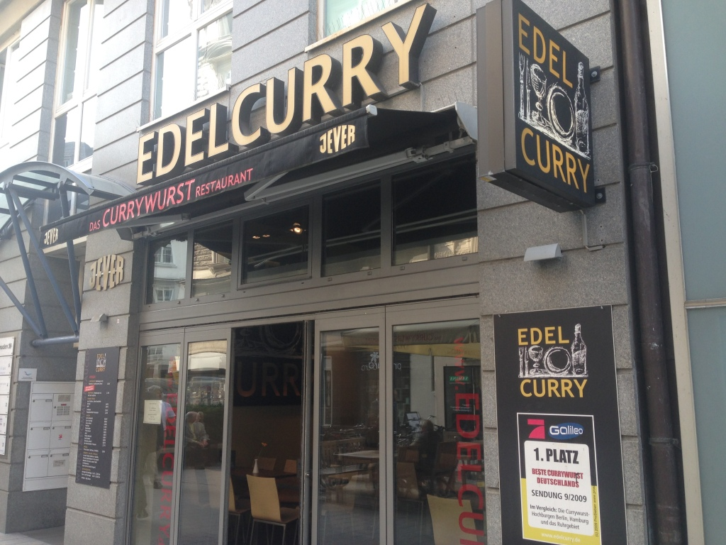 Edel Curry Hamburg