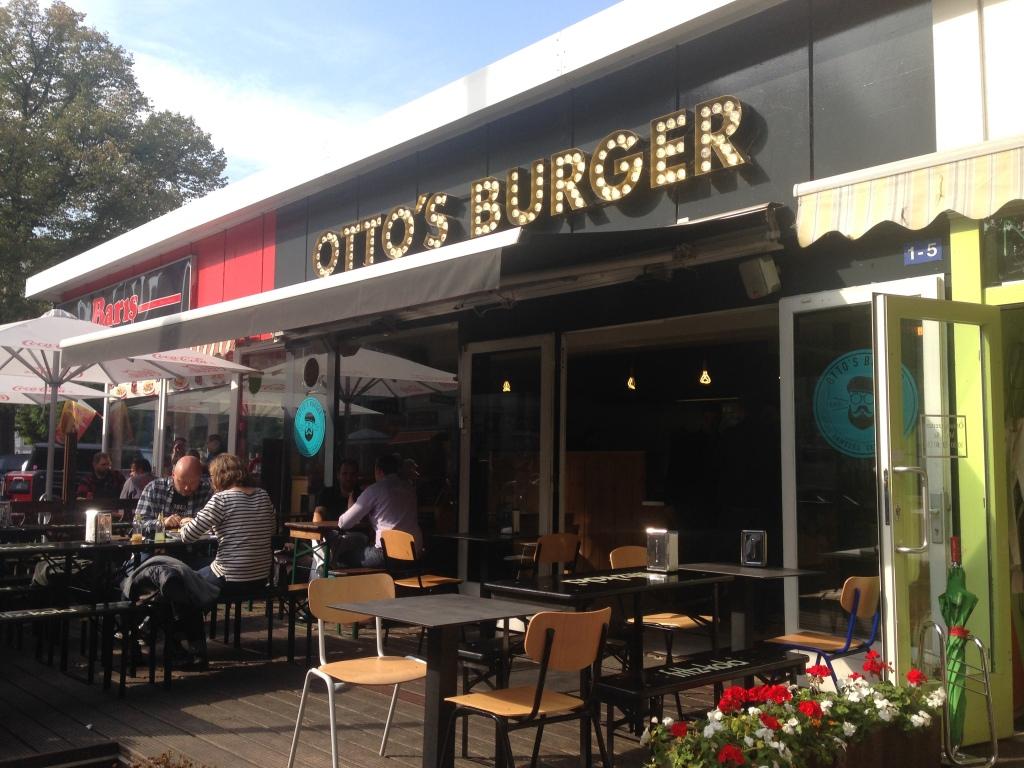 Ottos Burgers Hamburg
