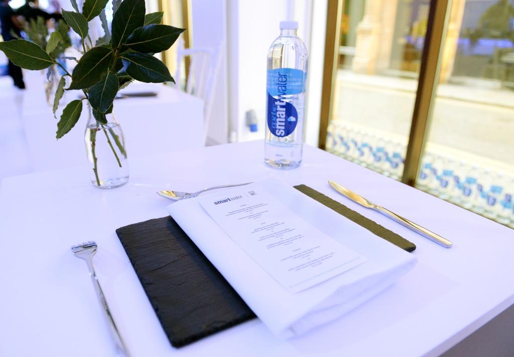 glacŽau smartwater x EENMAAL Lunch Event - London