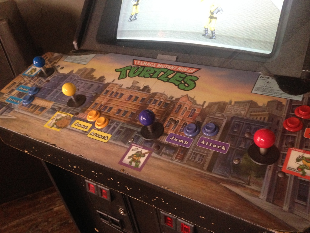 Barcade Turtles