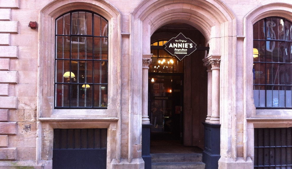 Annie's Burger Shack – Nottingham, UK – Out For Lunch