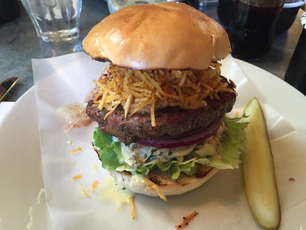 Byron Burger Sweet Caroline 2