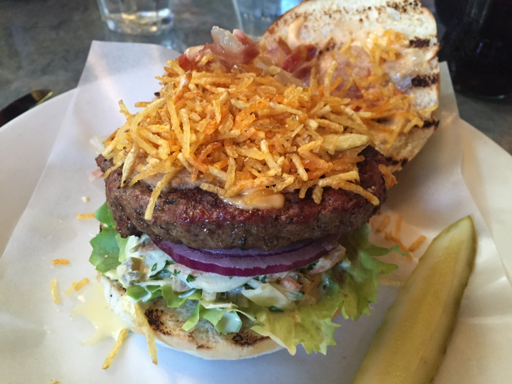 Byron Burger Sweet Caroline